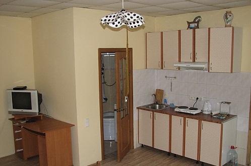 1-комнатная квартира посуточно в Одессе. Суворовский район, ул. Атамана Чепиги, 35А. Фото 1