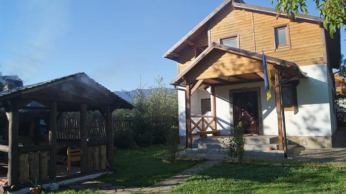 Дом  посуточно в Яремче. ул. Свободы, 247. Фото 1