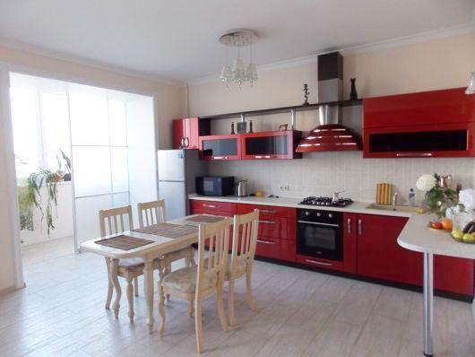2-комнатная квартира посуточно в Одессе. Приморский район, ул. Солнечная,  1-б. Фото 1