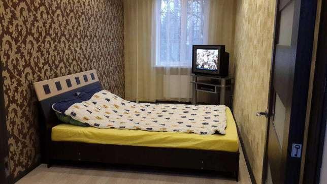 2-комнатная квартира посуточно в Краматорске. ул. Социалистическая, 37. Фото 1