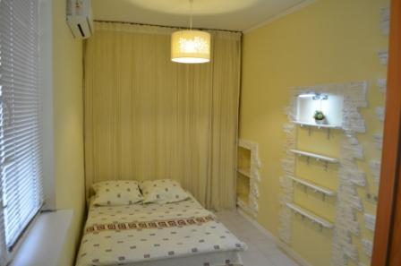 1-комнатная квартира посуточно в Одессе. Приморский район, ул. Базарная, 68. Фото 1