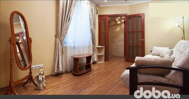 2-комнатная квартира посуточно в Одессе. Киевский район, ул. Бригадная, 29а. Фото 1