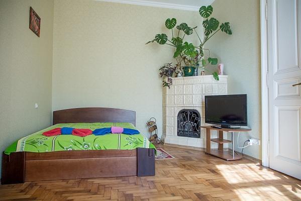 3-комнатная квартира посуточно в Львове. Галицкий район, пр-т Свободы, 35. Фото 1
