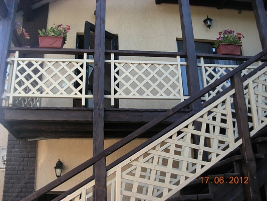 Мини-отель  посуточно в Одессе. Киевский район, ул. Фонтанская дорога. Фото 1