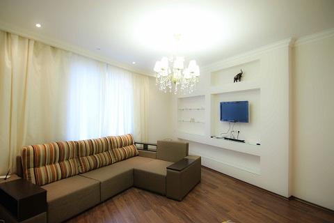 1-комнатная квартира посуточно в Одессе. Приморский район, ул. Черняховского, 4. Фото 1