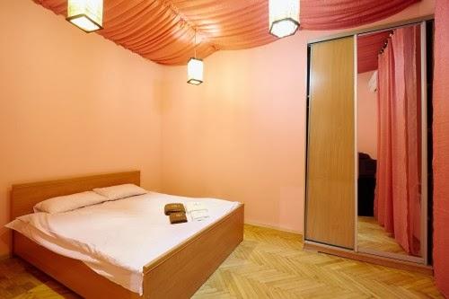 1-комнатная квартира посуточно в Львове. Галицкий район, ул. Котлярская, 5. Фото 1