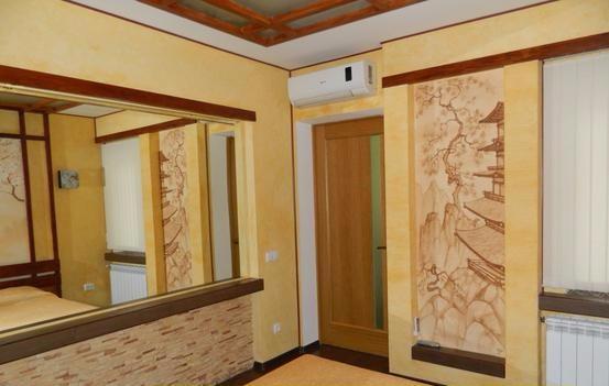 1-комнатная квартира посуточно в Симферополе. Железнодорожный район, ул. Мраморная, 4. Фото 1