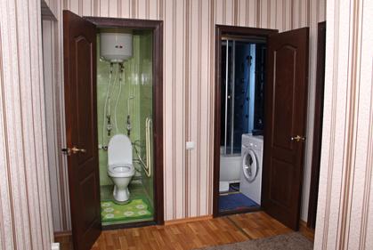 2-комнатная квартира посуточно в Борисполе. ул. Бабкина, 12. Фото 1