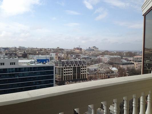 2-комнатная квартира посуточно в Одессе. Приморский район, ул. Греческая, 1-а. Фото 1