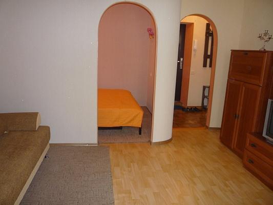 1-комнатная квартира посуточно в Донецке. Киевский район, пр. Киевский, 1б. Фото 1