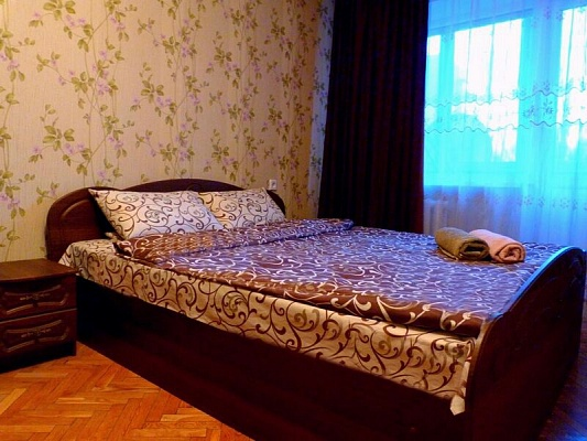 3-комнатная квартира посуточно в Киеве. Печерский район, б-р Л. Украинки, 5. Фото 1