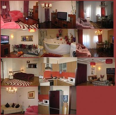 4-комнатная квартира посуточно в Киеве. Печерский район, Панаса Мирного, 12. Фото 1