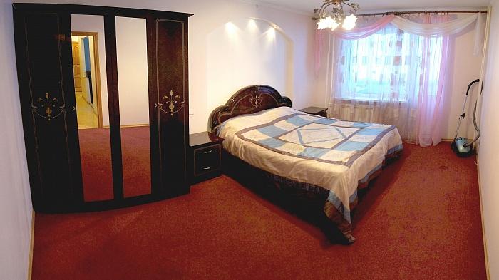 2-комнатная квартира посуточно в Сумах. Заречный район, ул. Черепина, 66. Фото 1
