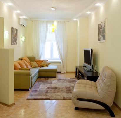 3-комнатная квартира посуточно в Одессе. Приморский район, ул. Пироговская, 5. Фото 1