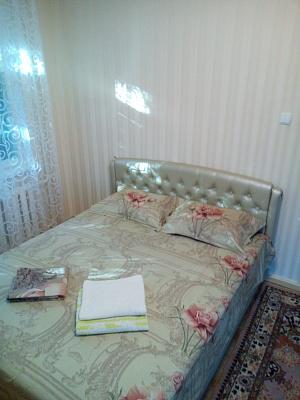 1-комнатная квартира посуточно в Одессе. Малиновский район, ул. Академика Филатова, 28. Фото 1