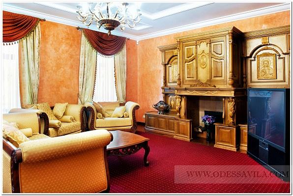 Мини-отель  посуточно в Одессе. Приморский район, ул. Пастера, 44. Фото 1