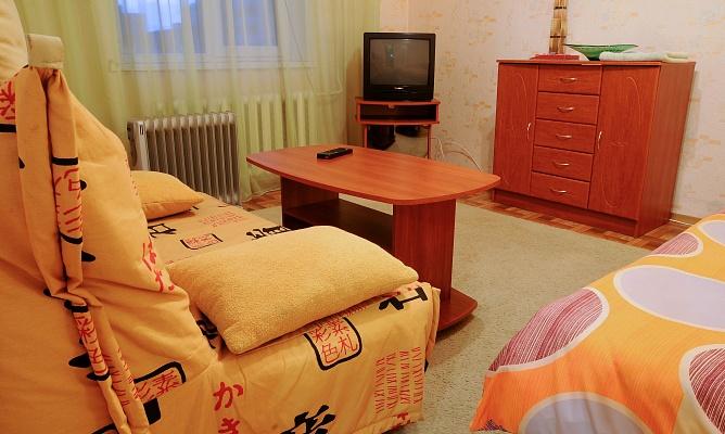1-комнатная квартира посуточно в Донецке. Ворошиловский район, ул. Челюскинцев , 117. Фото 1