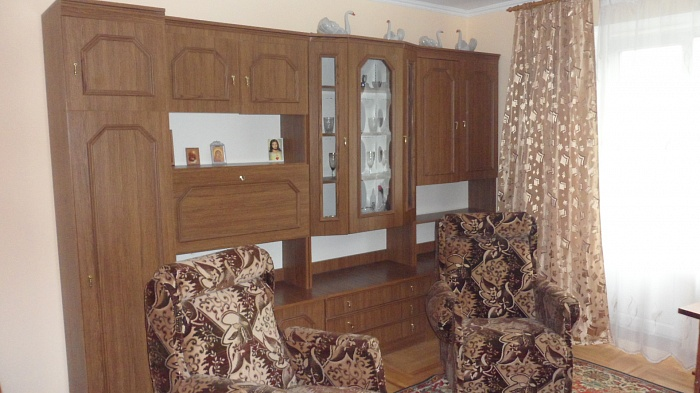 1-комнатная квартира посуточно в Моршине. ул. 50-летия УПА , 14. Фото 1