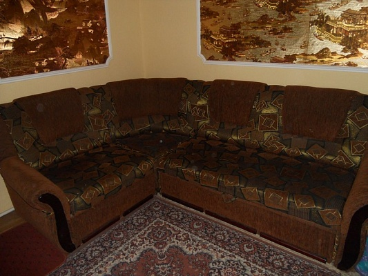 2-комнатная квартира посуточно в Мариуполе. ул. Ленина, 86. Фото 1
