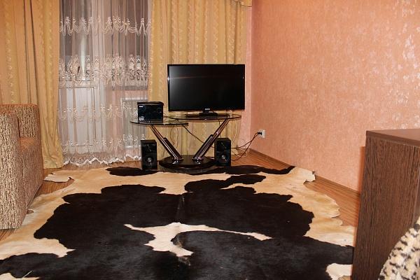 1-комнатная квартира посуточно в Днепропетровске. Красногвардейский район, пр-т Пушкина, 75. Фото 1