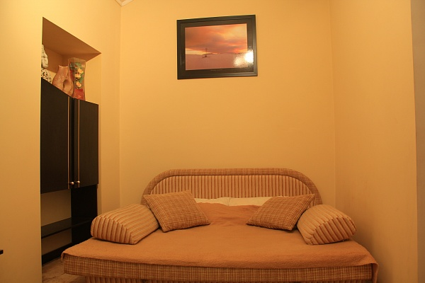 1-комнатная квартира посуточно в Львове. Зализнычный район, ул. Городоцкая, 54. Фото 1