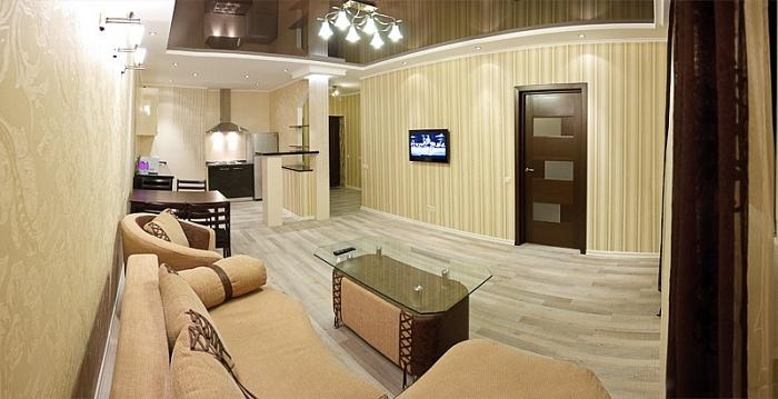 2-комнатная квартира посуточно в Киеве. Дарницкий район, ул. Мишуги, 12. Фото 1