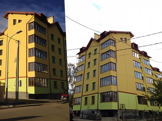 1-комнатная квартира посуточно в Трускавце. ул. Шашкевича, 18. Фото 1