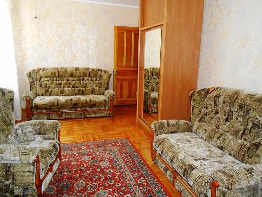 1-комнатная квартира посуточно в Форосе. ул. Терлецкого, 7. Фото 1