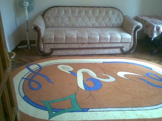 2-комнатная квартира посуточно в Львове. Галицкий район, ул. Ужгородская, 6. Фото 1