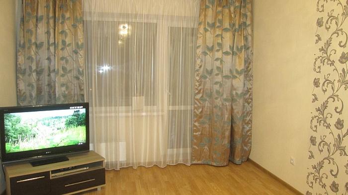 2-комнатная квартира посуточно в Львове. Сиховский район, ул. Гната Хоткевича, 30а. Фото 1