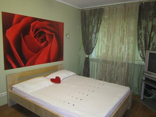 1-комнатная квартира посуточно в Чернигове. Деснянский район, пр-т Победы, 176. Фото 1