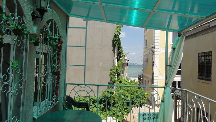 Дом  посуточно в Мирном. Кооператив Нептун, 38. Фото 1