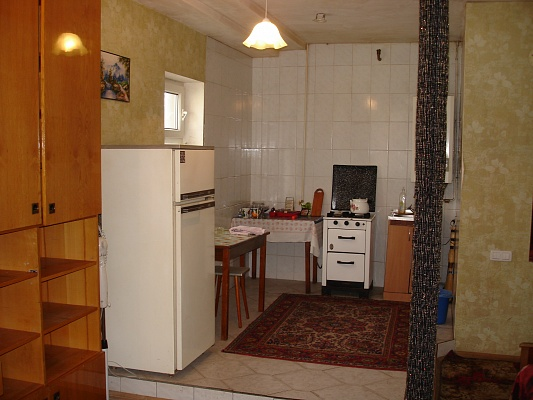 1-комнатная квартира посуточно в Днепропетровске. Бабушкинский район, ул. А.Коныського (Володарского), 27. Фото 1