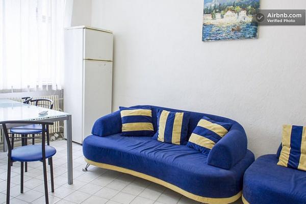 3-комнатная квартира посуточно в Харькове. Киевский район, ул. Лермонтовская, 19. Фото 1