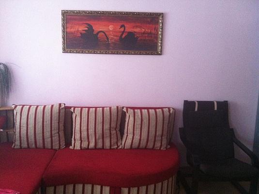 1-комнатная квартира посуточно в Донецке. Киевский район, пр-т Мира, 5. Фото 1