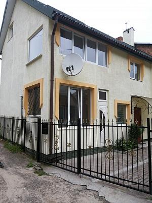4-комнатная квартира посуточно в Львове. Шевченковский район, ул. Буковинская, 2. Фото 1
