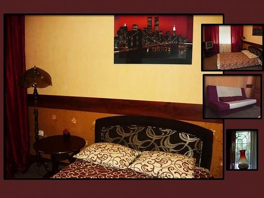 1-комнатная квартира посуточно в Запорожье. Орджоникидзевский район, ул. Л.Жаботинского (Правды), 63. Фото 1