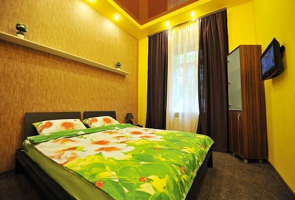 1-комнатная квартира посуточно в Львове. Галицкий район, ул. Кулиша, 9. Фото 1