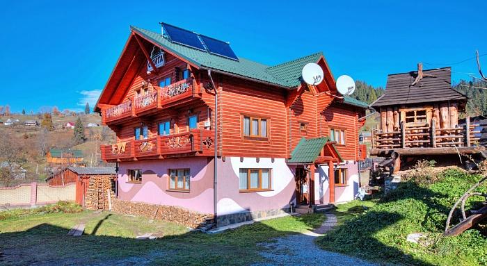 Мини-отель  посуточно в Ворохте. ул. Заводская, 16. Фото 1