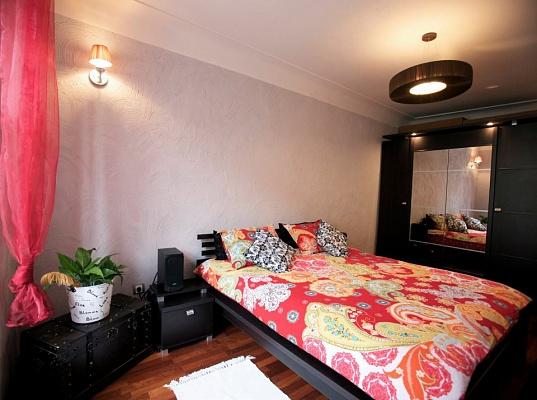 1-комнатная квартира посуточно в Львове. Галицкий район, пл. Рынок, 41. Фото 1