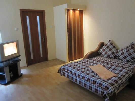 1-комнатная квартира посуточно в Львове. Зализнычный район, ул. Головацкого, 8. Фото 1