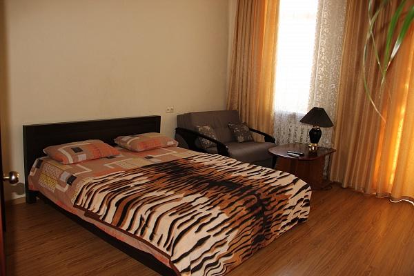 1-комнатная квартира посуточно в Киеве. Голосеевский район, ул. Саксаганского, 51. Фото 1
