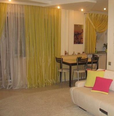 1-комнатная квартира посуточно в Измаиле. пр-т Ленина, 18_а. Фото 1