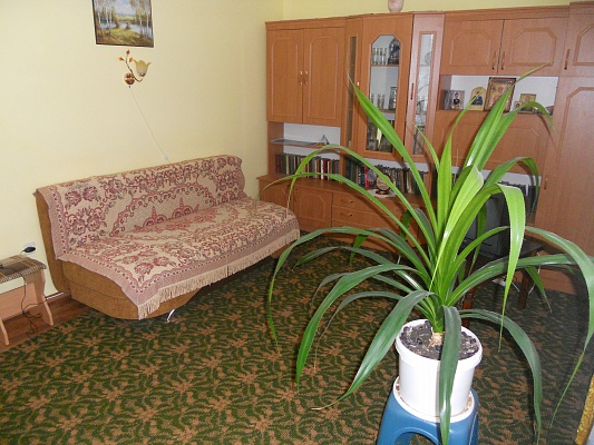 1-комнатная квартира посуточно в Феодосии. Новомосковский проезд, 59а. Фото 1
