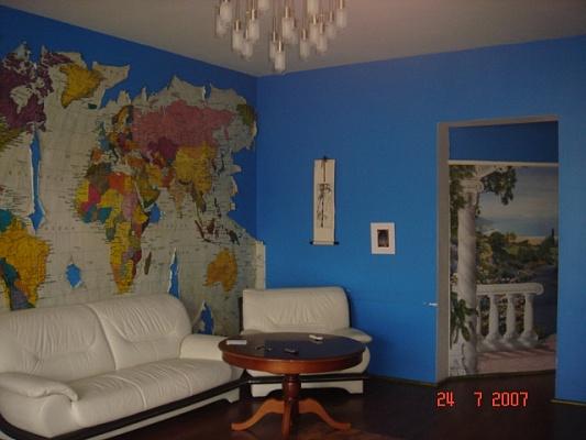 5-комнатная квартира посуточно в Одессе. Приморский район, ул. Греческая, 50. Фото 1