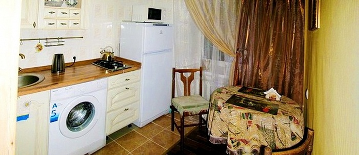 1-комнатная квартира посуточно в Харькове. Дзержинский район, пр-т Ленина,. Фото 1