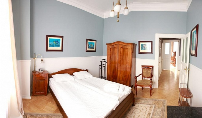 3-комнатная квартира посуточно в Львове. Галицкий район, ул. Фурманська, 9. Фото 1