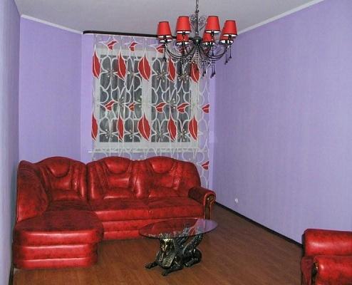 2-комнатная квартира посуточно в Киеве. Соломенский район, ул. Кудряшова г, 20. Фото 1