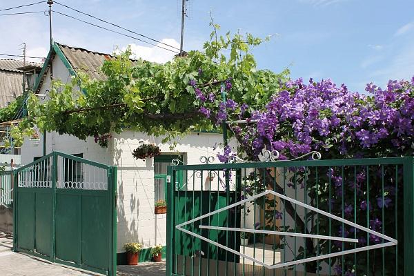 Дом  посуточно в Крыжановке. ул. Котовского, 9. Фото 1