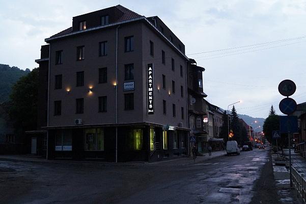 2-комнатная квартира посуточно в Рахове. ул. Мира, 52. Фото 1